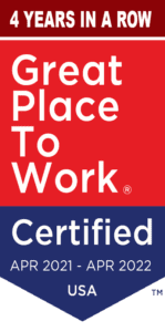 Homestead at Hamilton 4 Years in a row - Great place to work award.